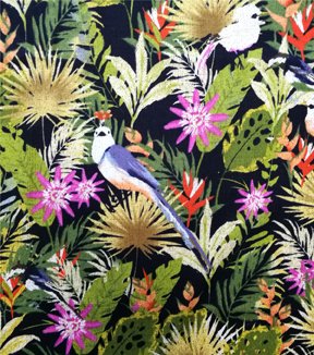 "Cotton Shirting Tropical Fabric 57""-Tropical Palm"