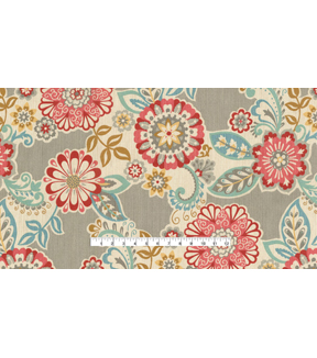 Waverly Sun N\u0027 Shade Outdoor Fabric 54\u0022-Solar Energy Spring