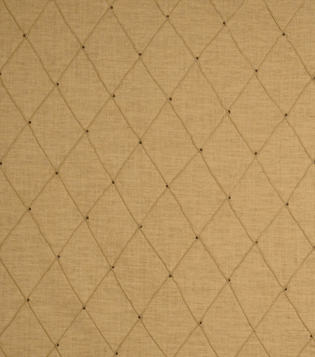 Jaclyn Smith Print Fabric 54\u0022-Jasso /Caramel