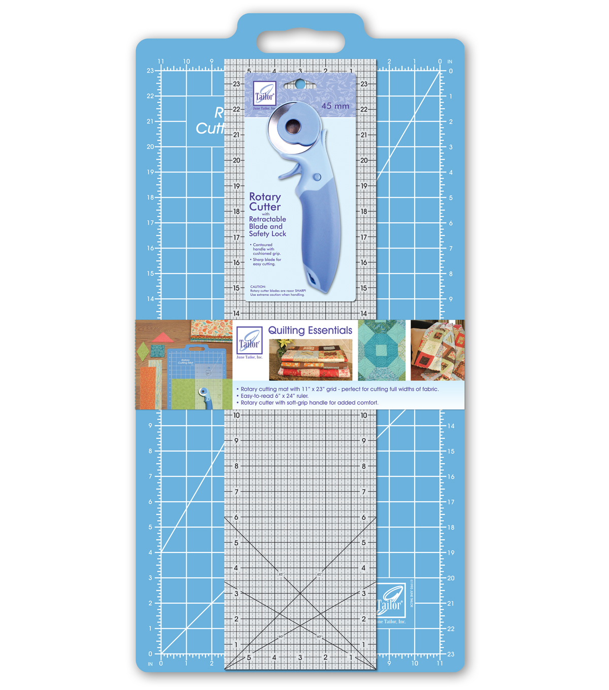 June Tailor® Quilting Essentials Kit