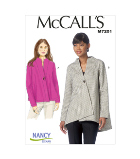 McCall's Misses Jacket-M7201