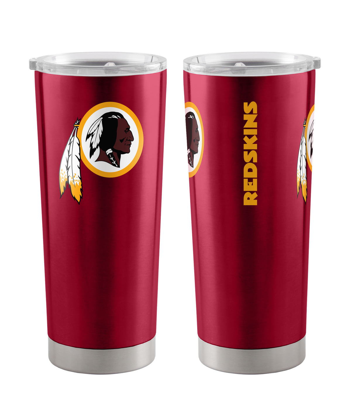 Washington Redskins 20 oz Insulated Stainless Steel Tumbler