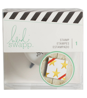 Heidi Swapp Gift Wrapping Stamp-Star