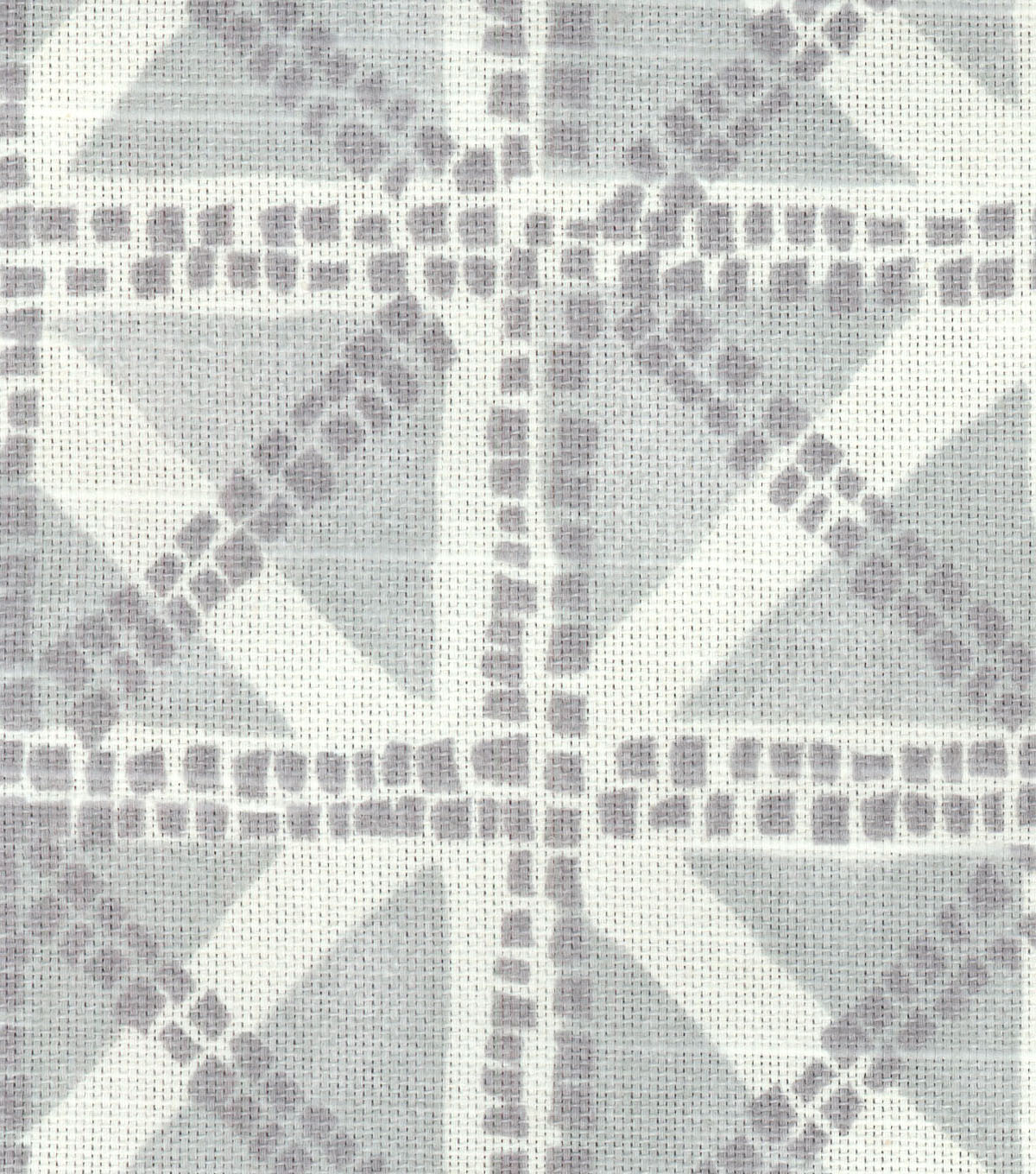 Waverly Multi-Purpose Decor Fabric 54\u0022-Squared Away Fossil