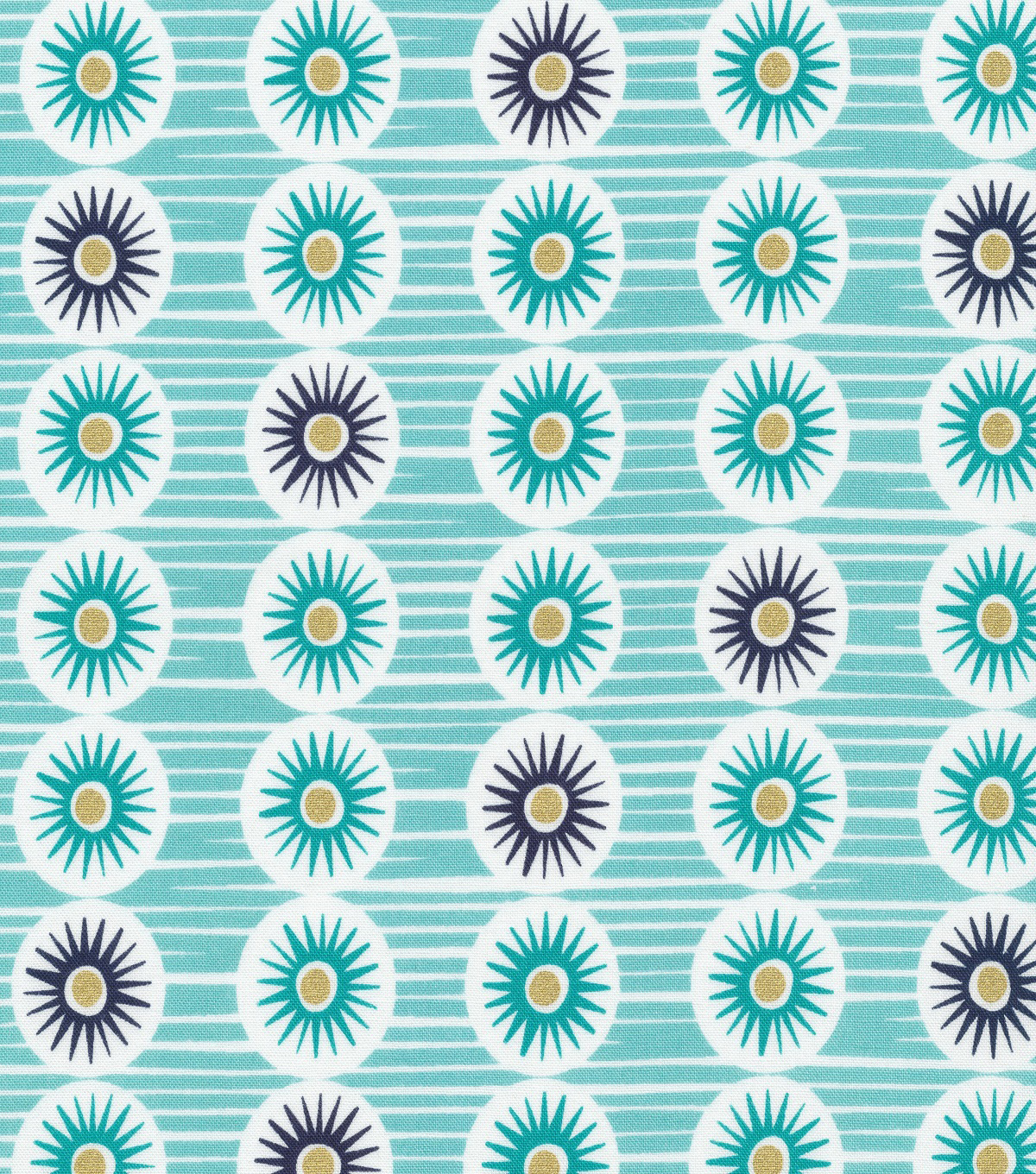 Cloud 9 Premium Quilt Fabric - Bee Pool Turquoise | JOANN : joann quilting fabric - Adamdwight.com