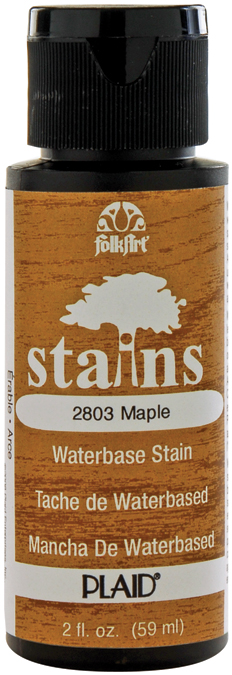 Plaid Folkart 2 oz. Stain