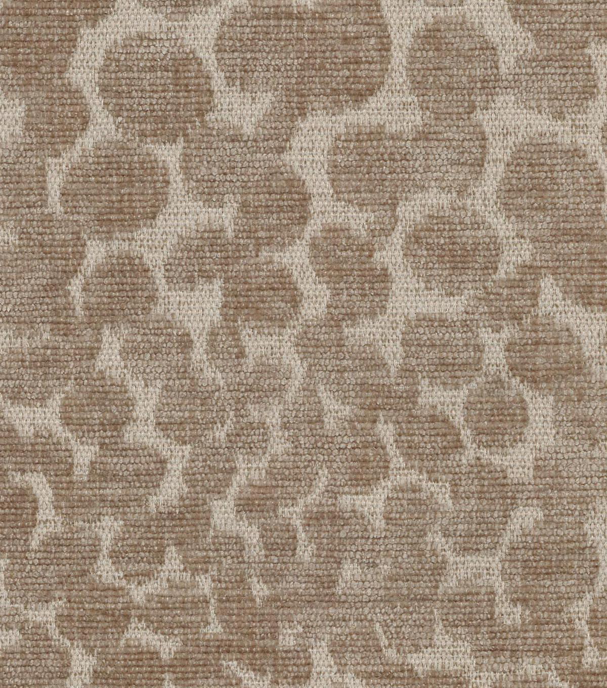 Waverly Upholstery Fabric 54\u0027\u0027-Shitake Shadow Bloom