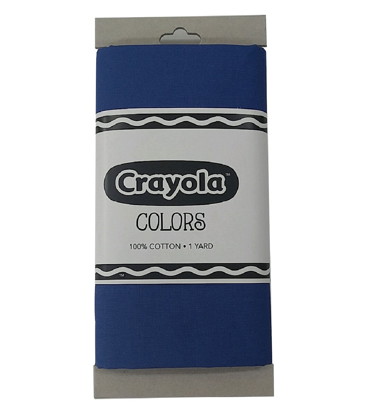 Riley Blake© Crayola® Fabric 1yd Cut-Midnight