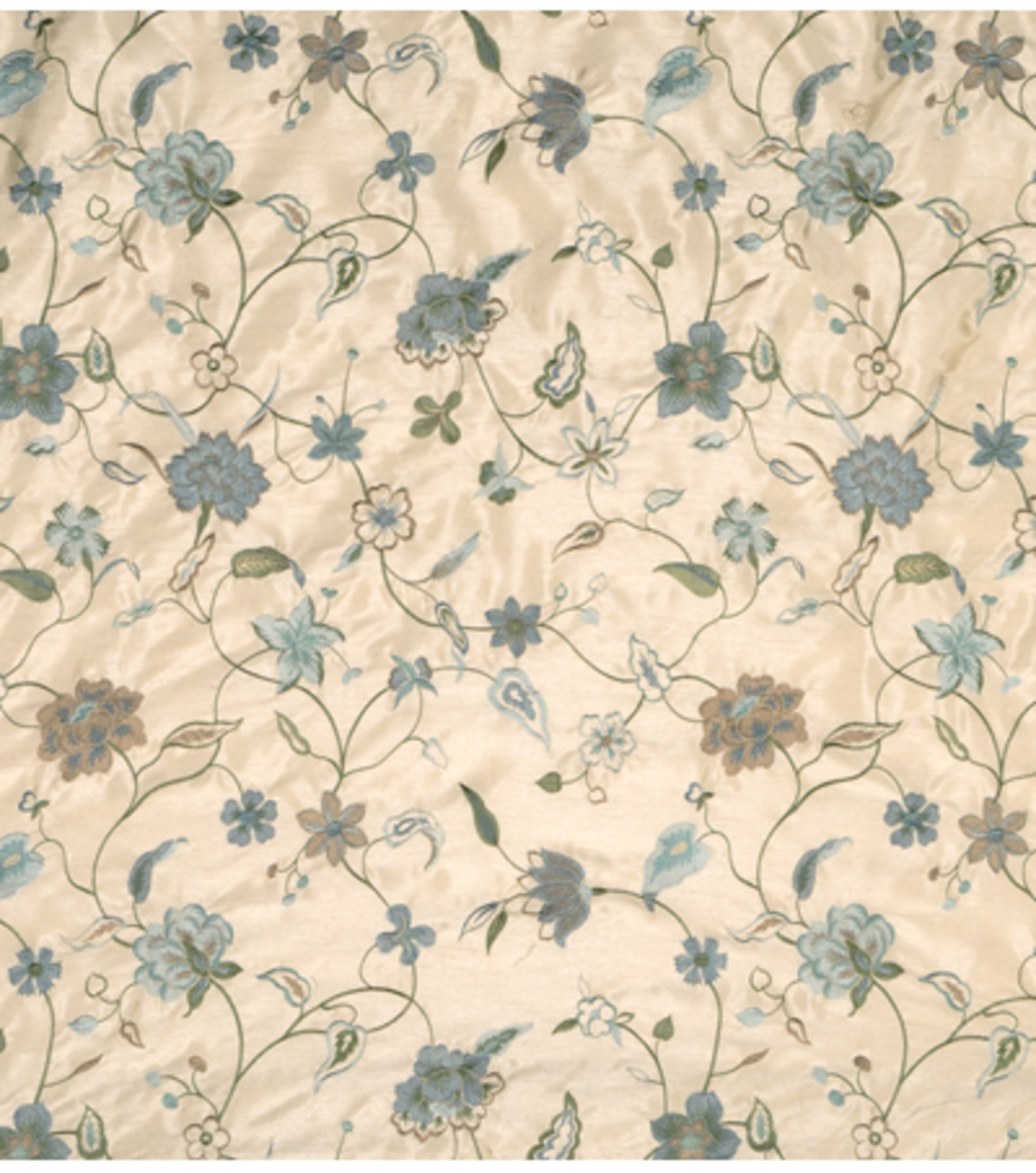 Home Decor 8\u0022x8\u0022 Fabric Swatch-Jaclyn Smith Wexford-Mist
