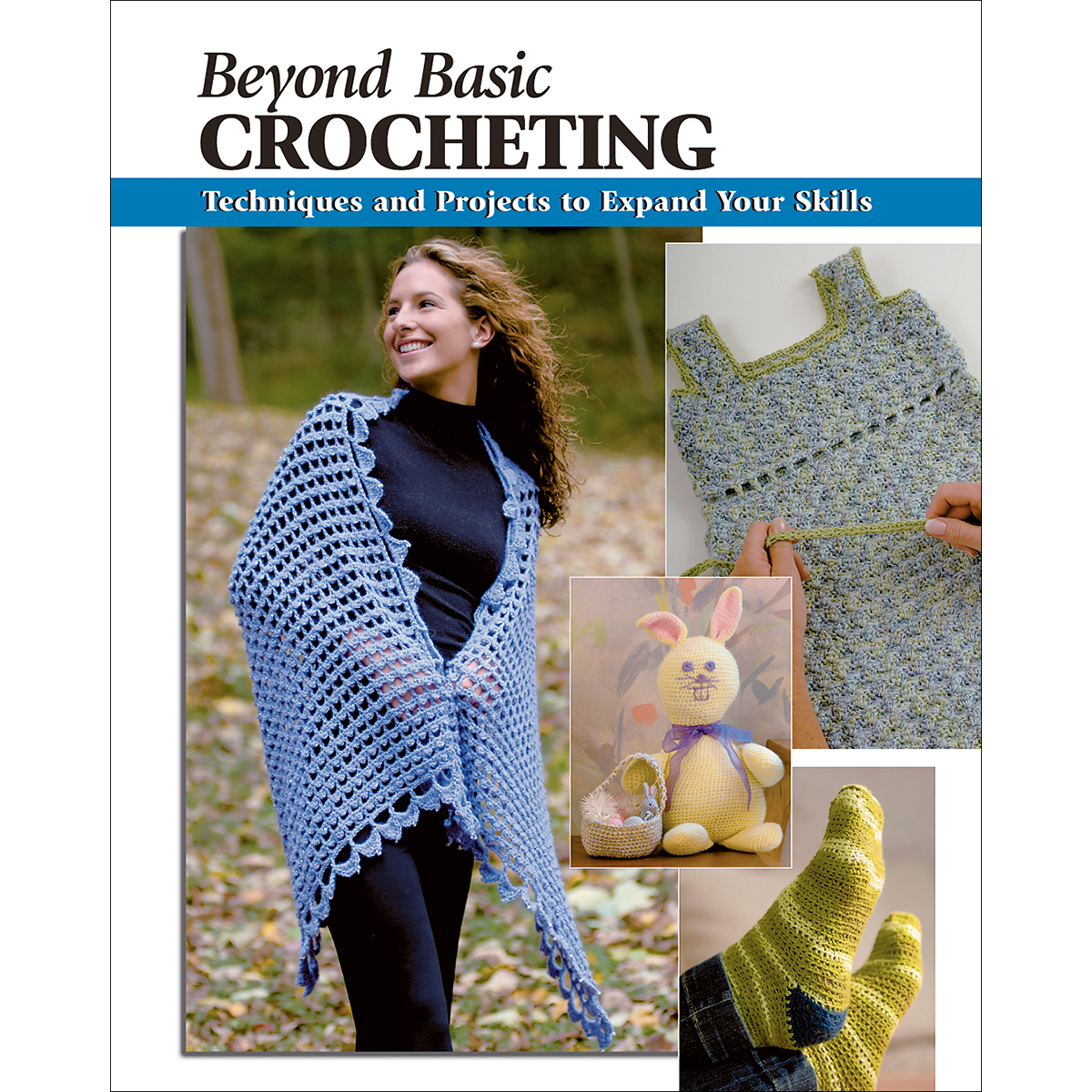 Stackpole Books-Beyond Basic Crocheting