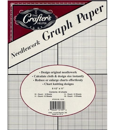Needlework Graph Paper