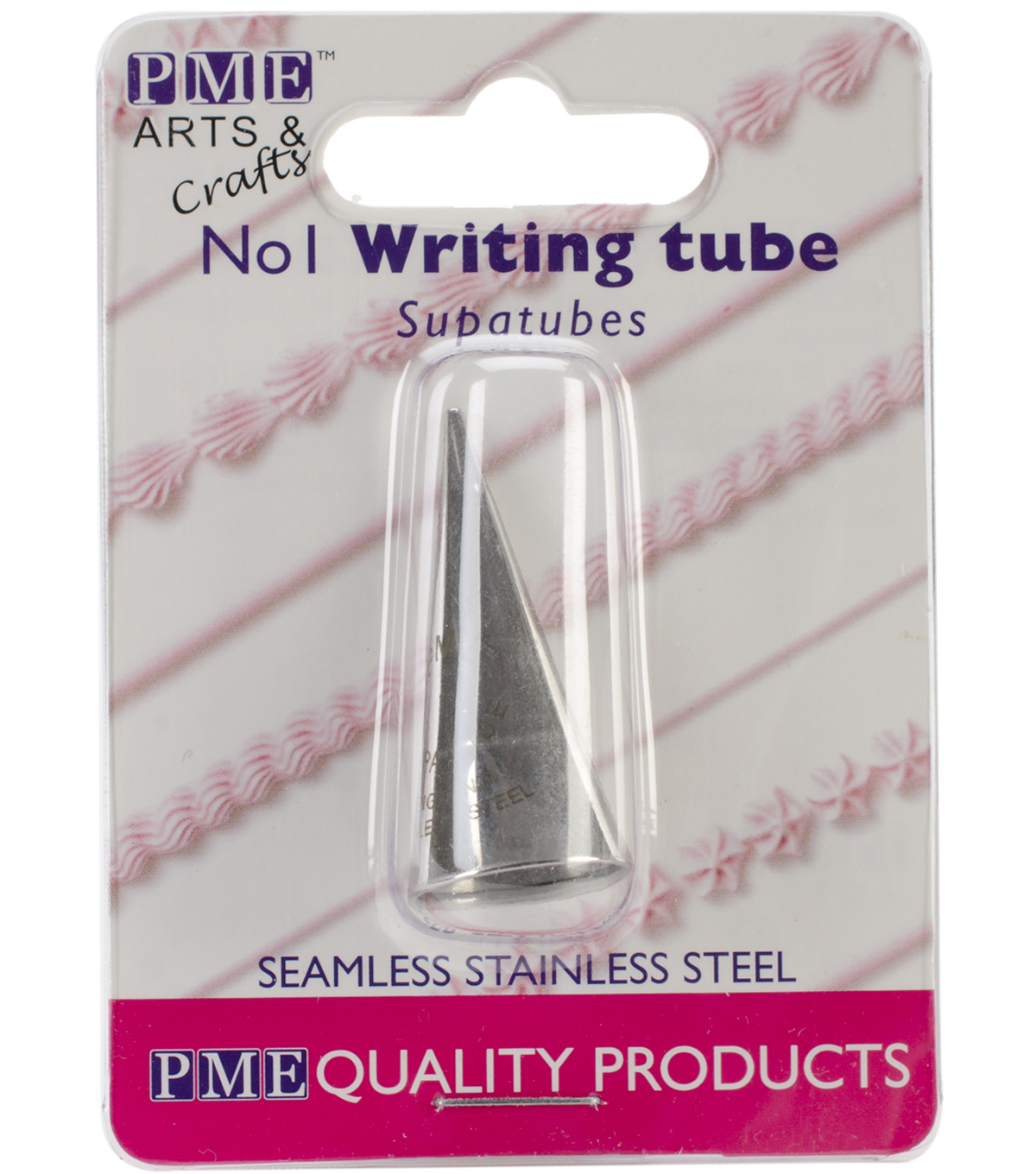 Seamless Stainless Steel Supatube-Writer #1
