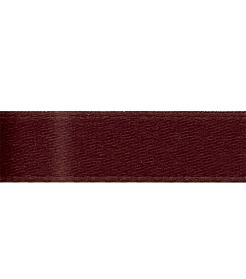 Offray Dbl Face Satin Ribbon 3/8\u0022-20 Yards-Many Colors