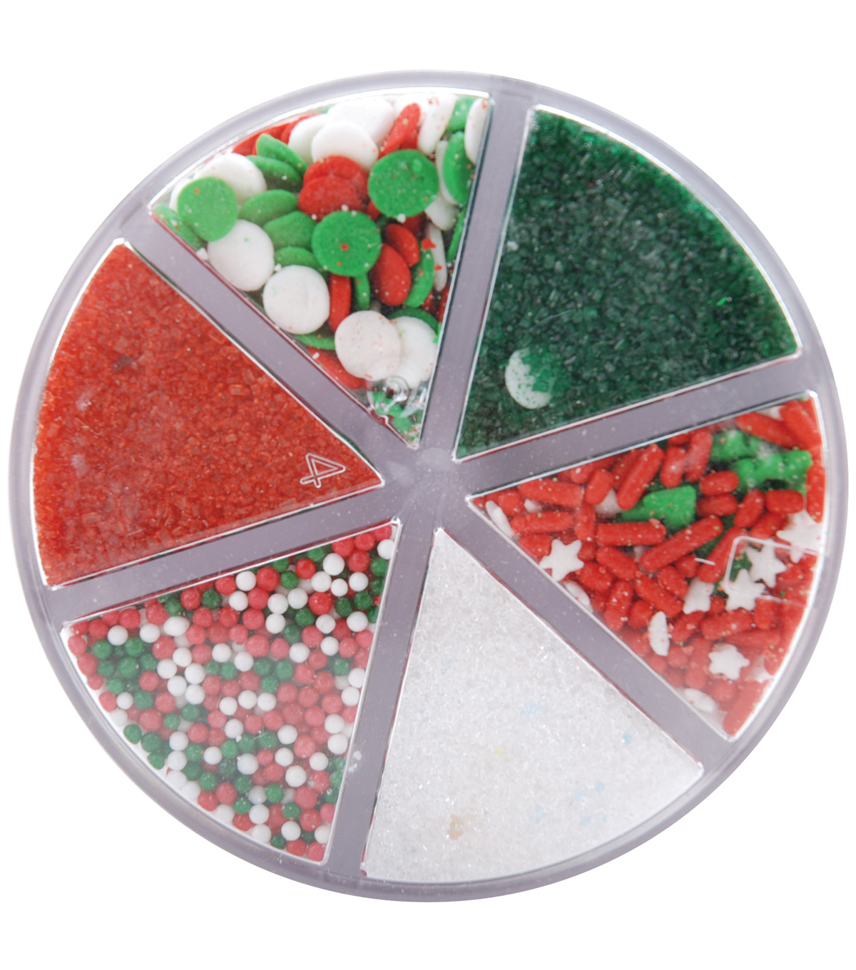 Wilton 6.8oz. Holiday Sprinkles Assortment