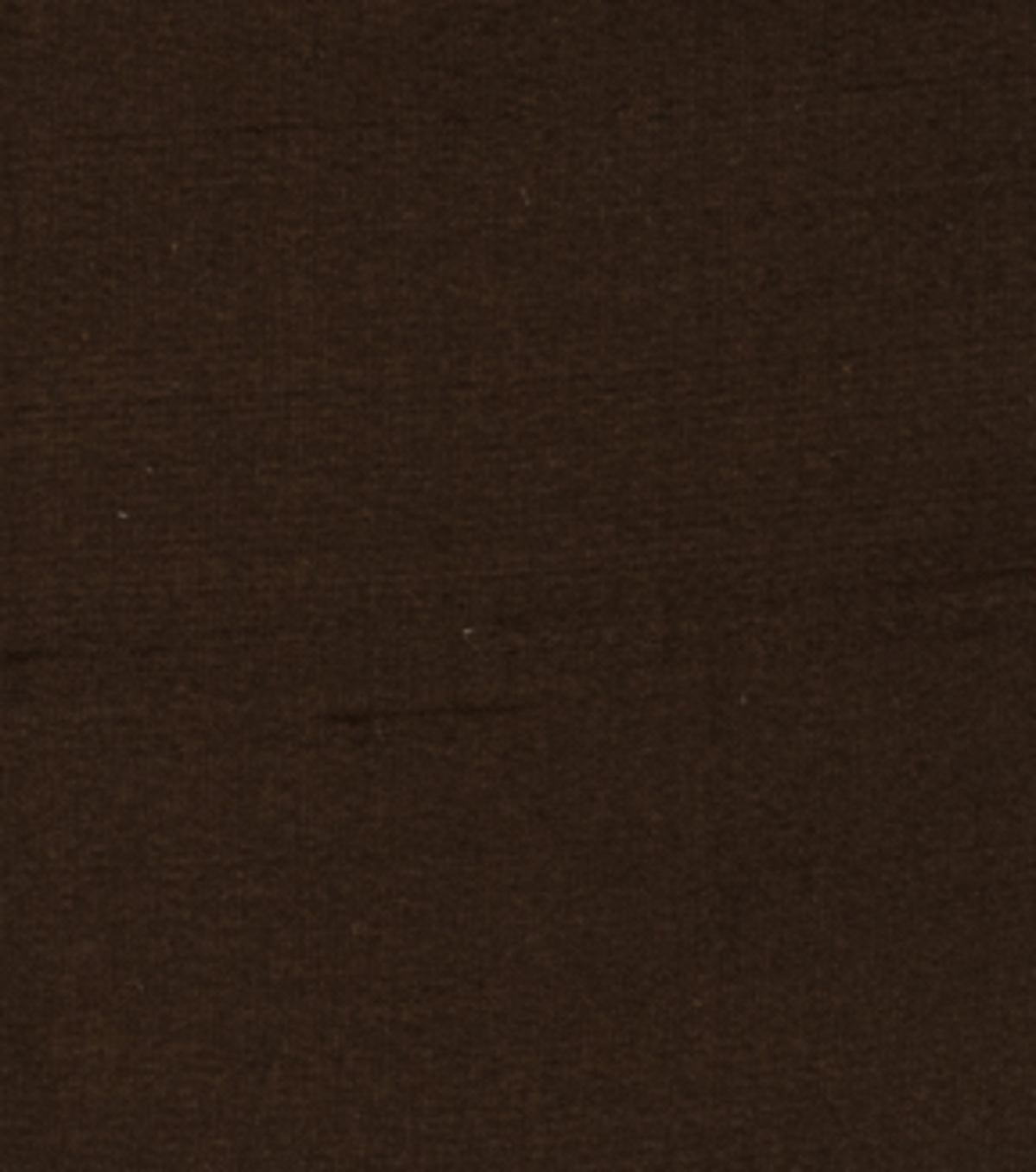"Home Decor 8""x8"" Fabric Swatch-Signature Series Duppioni Silk Chocolate"