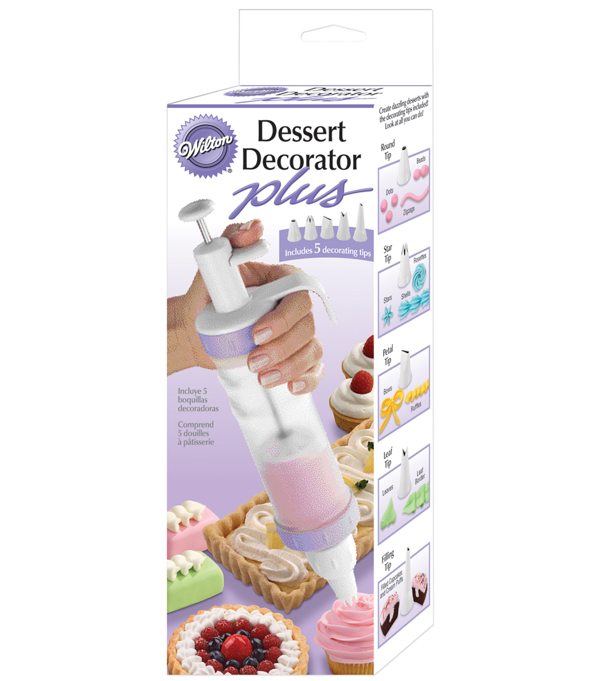 Wilton® Dessert Decorator Plus
