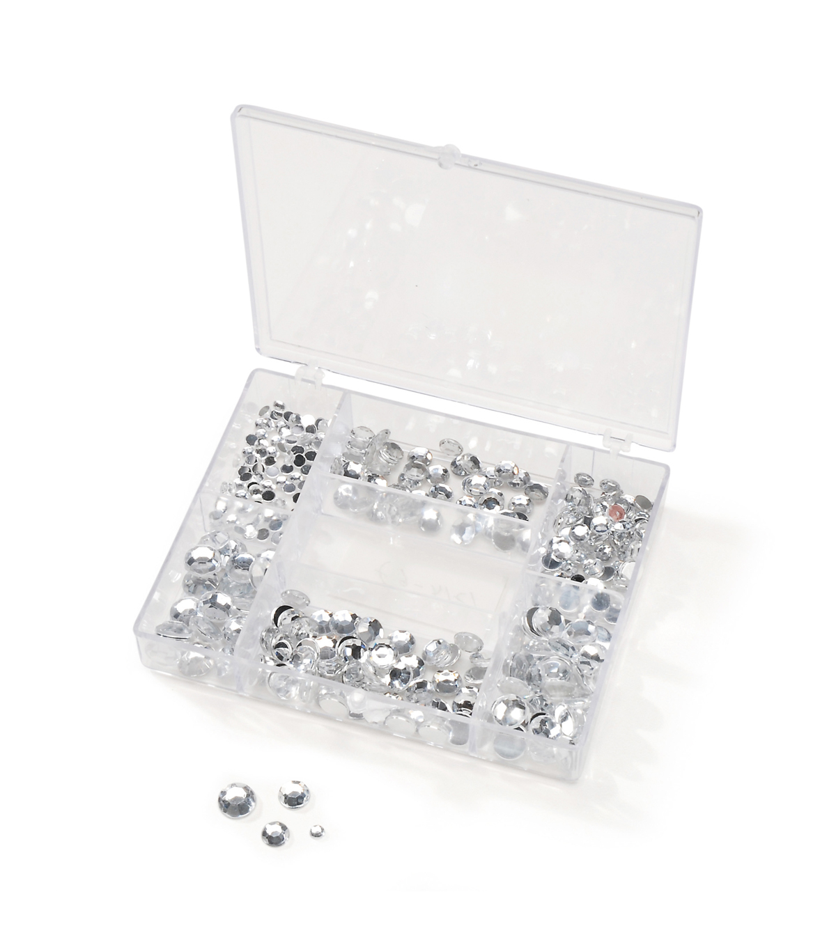Gems In A Box 300/Pkg-Crystal
