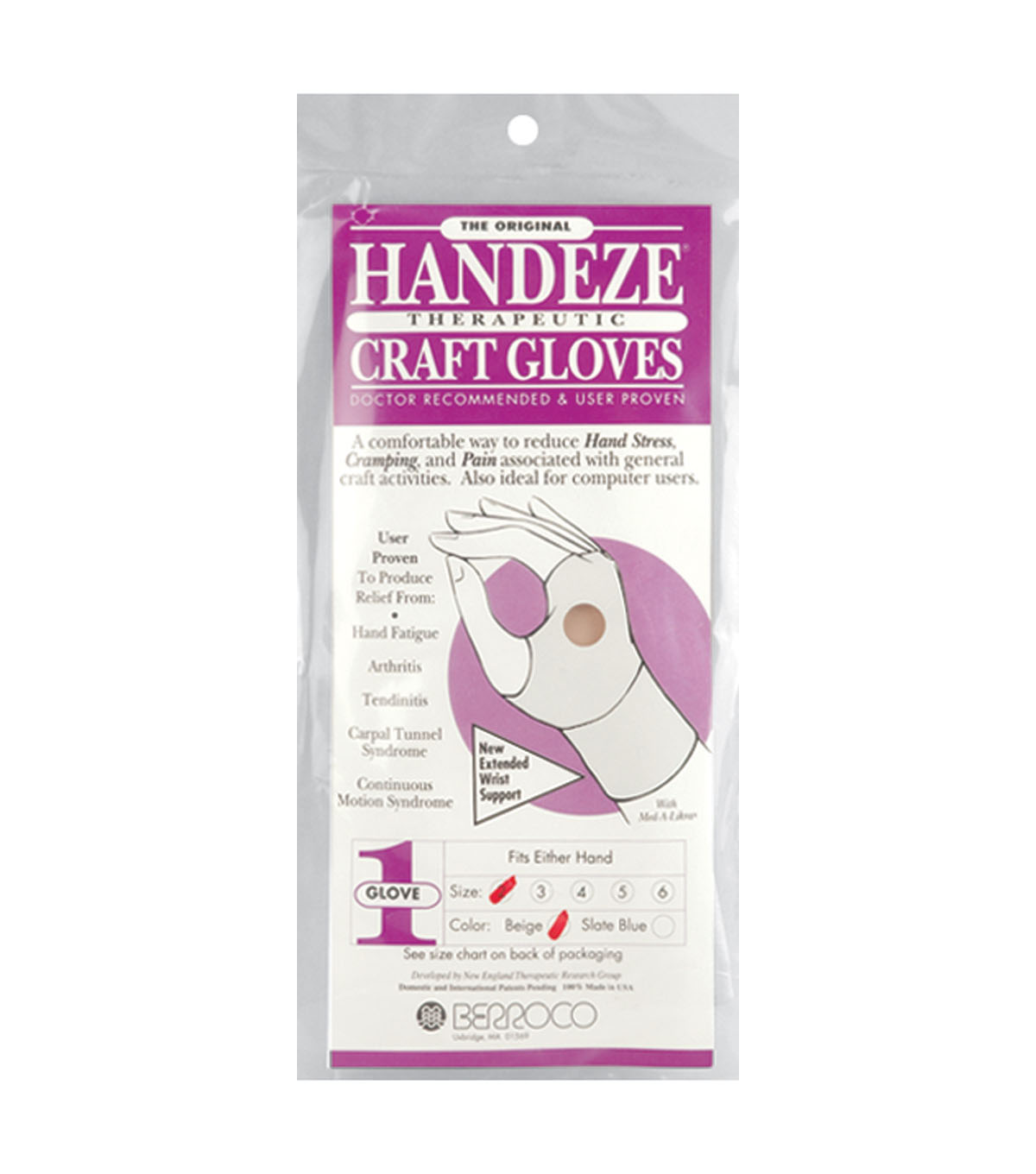 Handeze Therapeutic Craft Glove