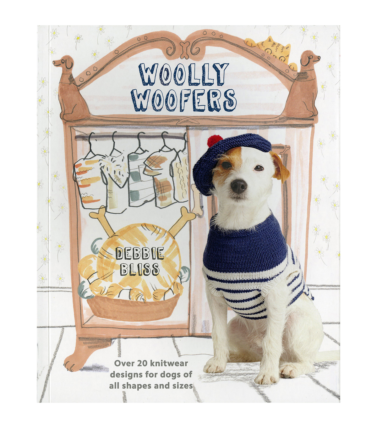Woolly Woofers Knitwear Designs for Dogs