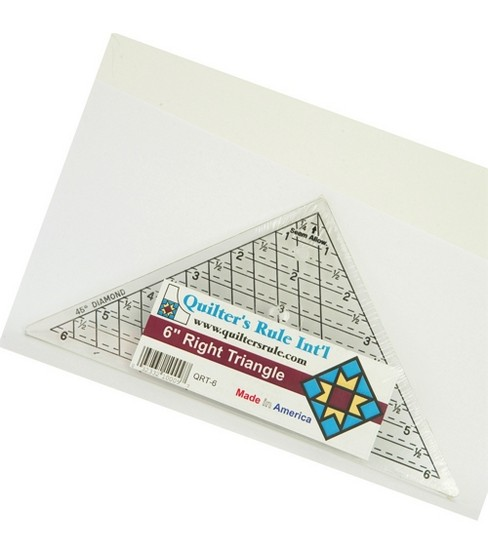 Quilter's Mini-Triangle