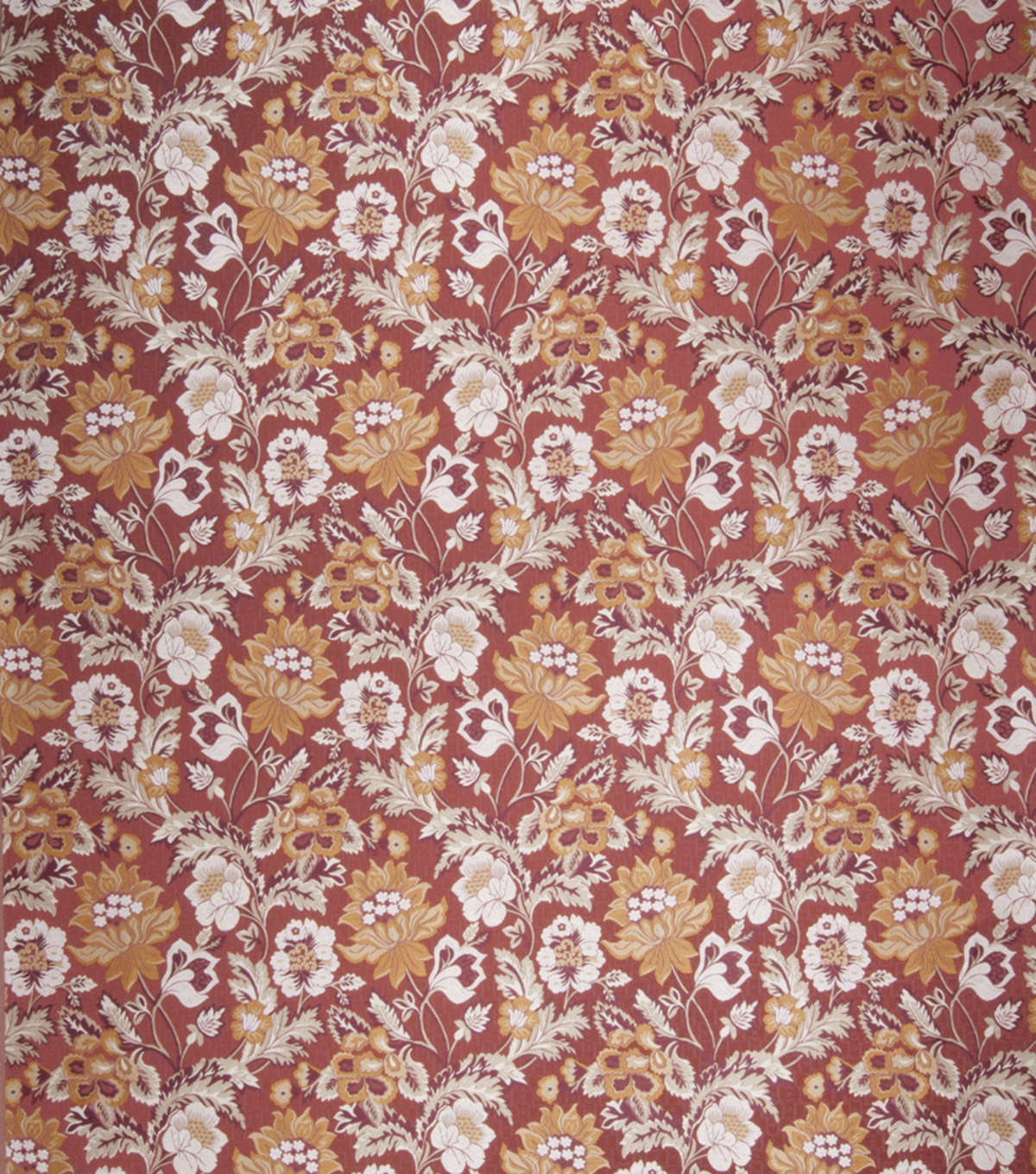 "Home Decor 8""x8"" Fabric Swatch-Upholstery Fabric Eaton Square Annex Russet"