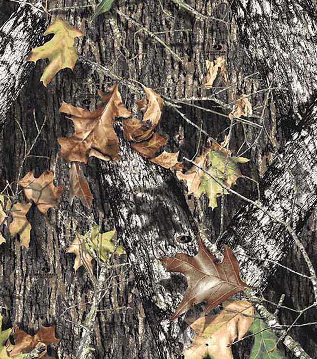 Mossy Oak Fleece Fabric 60\u0022-Breakup