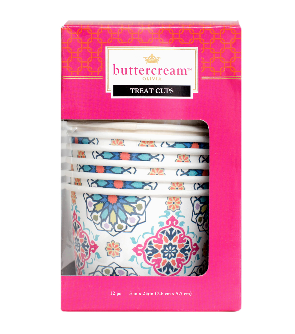 Buttercream™ Olivia Collection Treat Cups