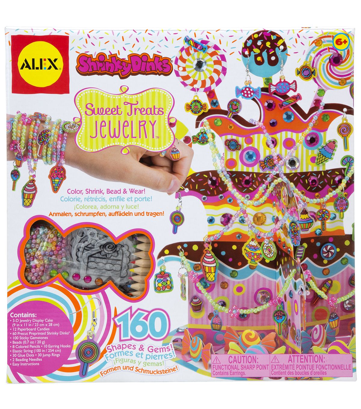 Alex Toys Sweet Treats Jewelry