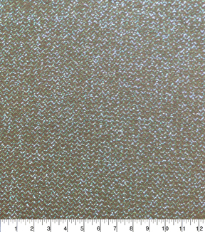 Casa Embellish Knit Fabric 58\u0022-Metallic Black & Balitc
