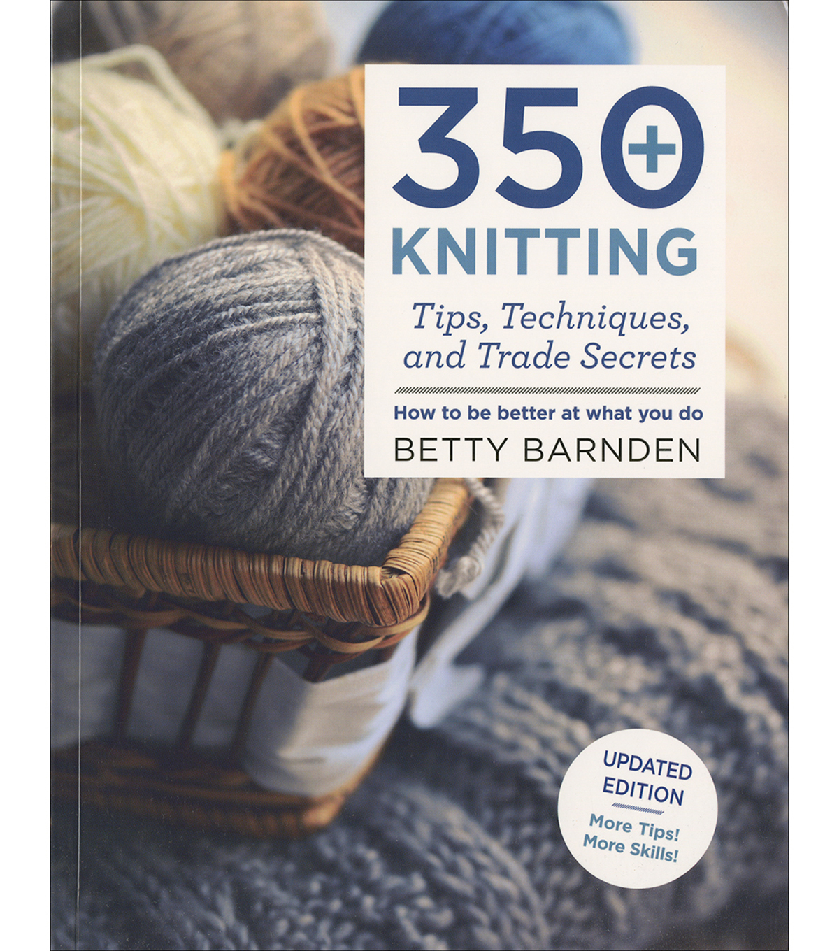St. Martin\u0027s Books-350+ Knitting Tips