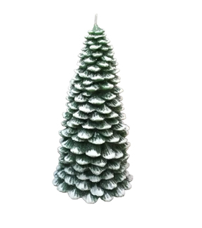 Maker\u0027s Holiday Large Christmas Tree Candle