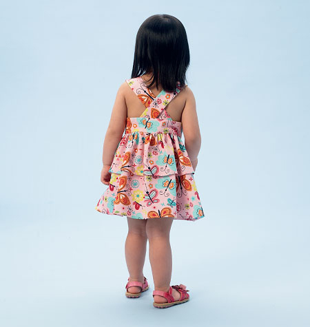 McCall\u0027s Toddler Casual-M6944