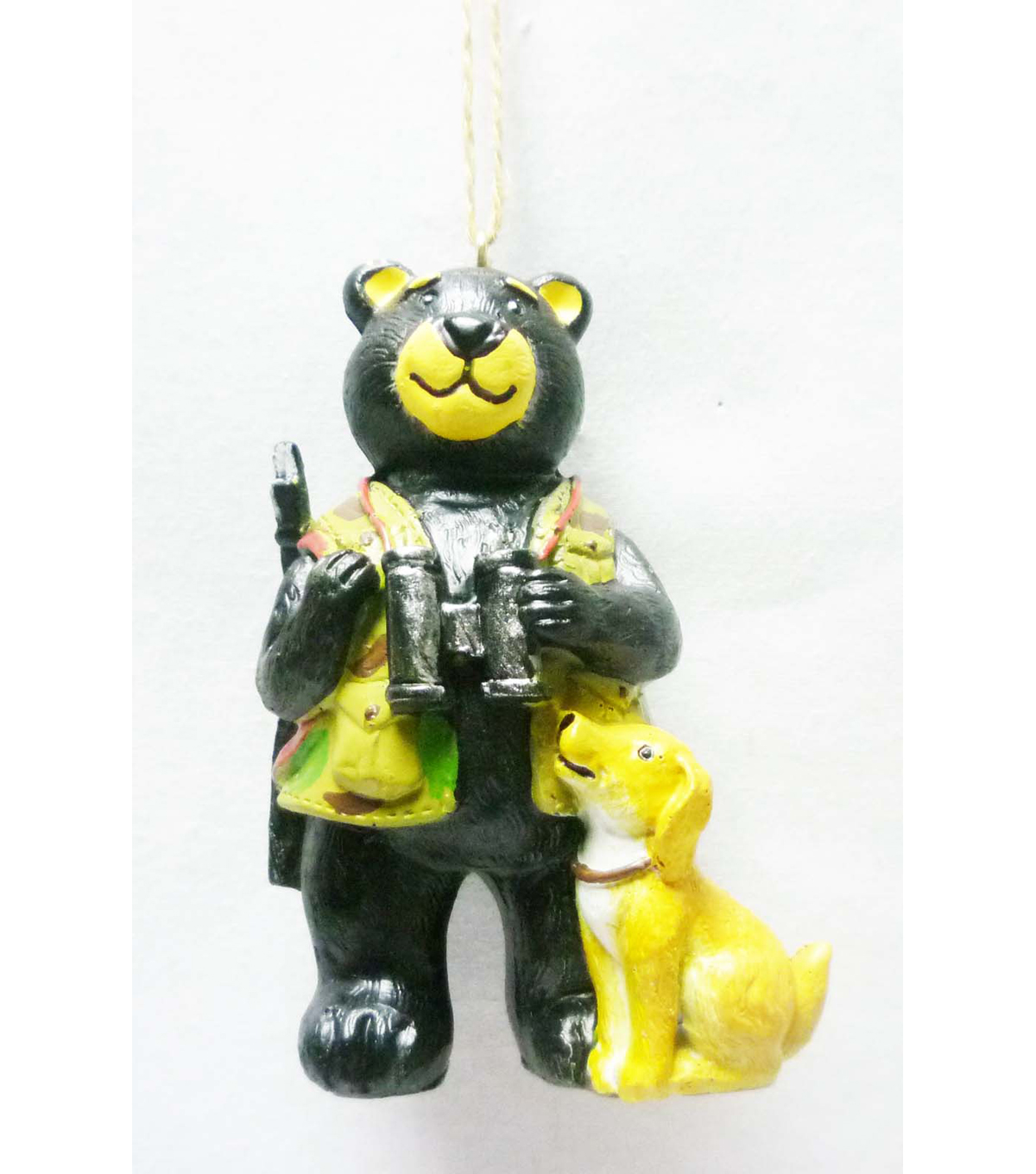 Maker\u0027s Holiday Bear Hunting Ornament