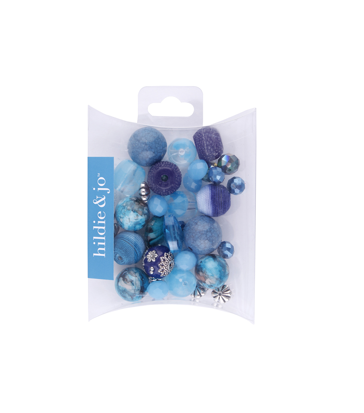 hildie & jo™ Mix Beads-Blue