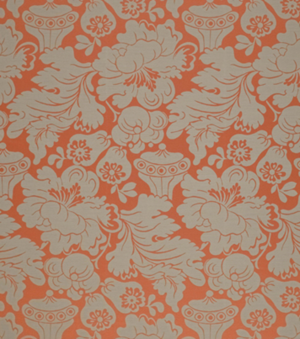 "Crypton Upholstery Fabric 54""-Melrose-Persimmon"