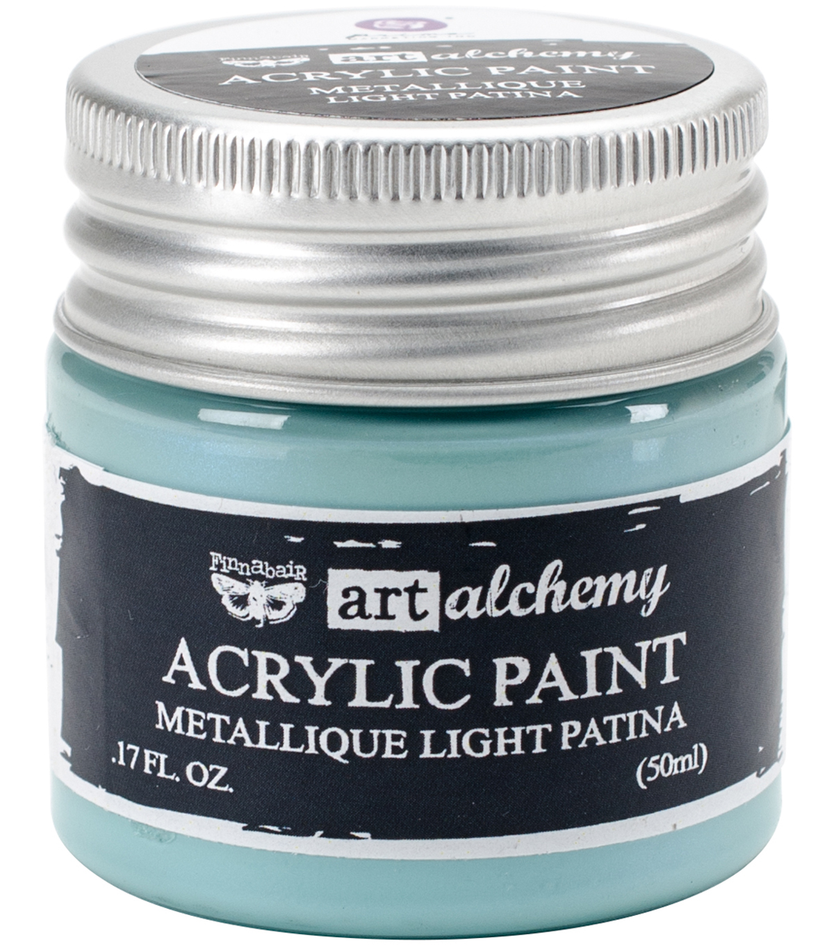 Prima Marketing Art Alchemy Acrylic Paint-Metallique Light Patina