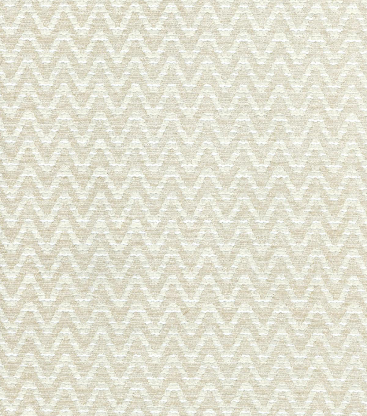 Home Decor 8\u0022x8\u0022 Swatch Fabric-Waverly Wave of Affection Sugarcane