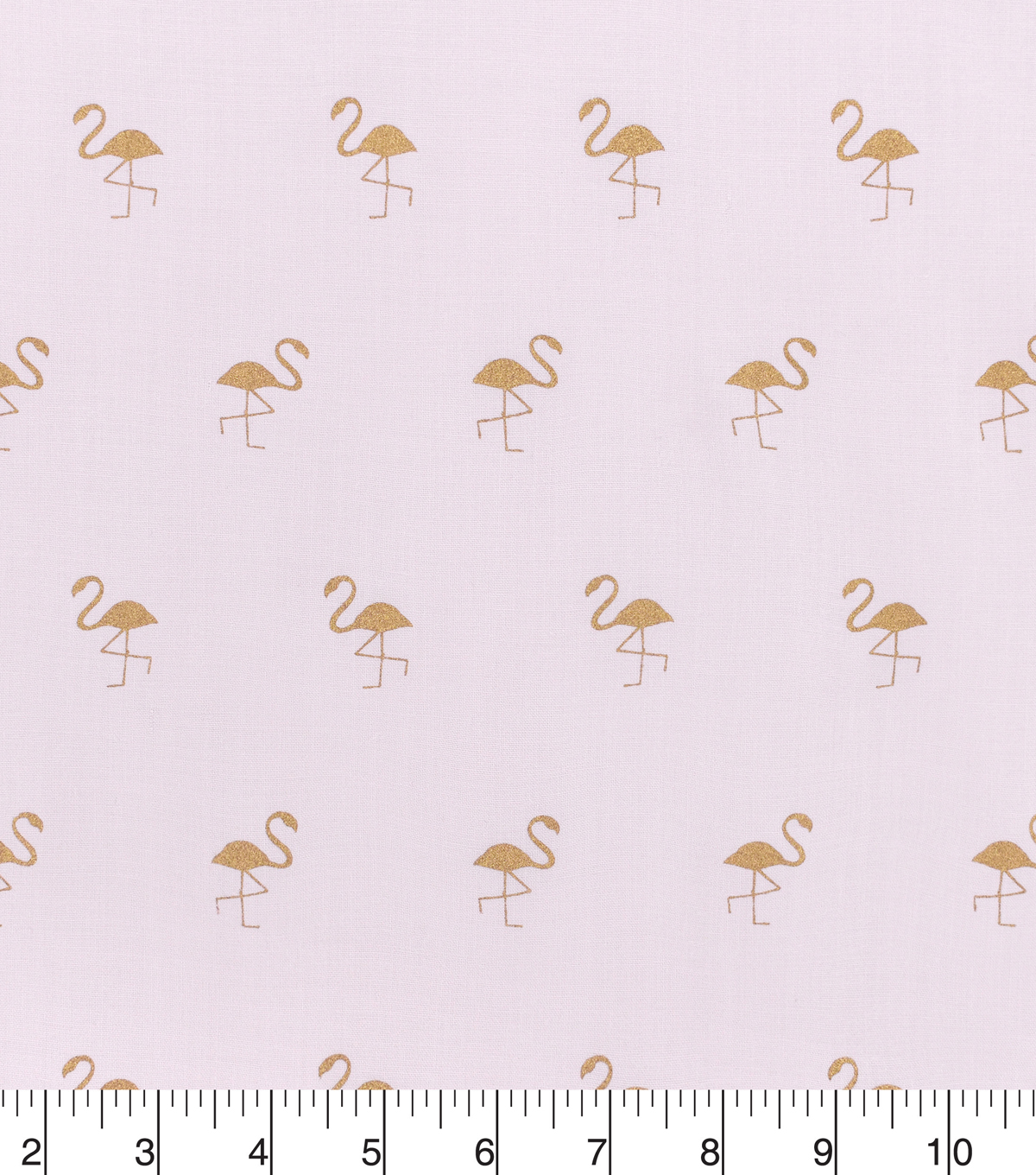 Simply Silky Solid Rayon Fabric 53\u0022-Flamingo Foil Pink
