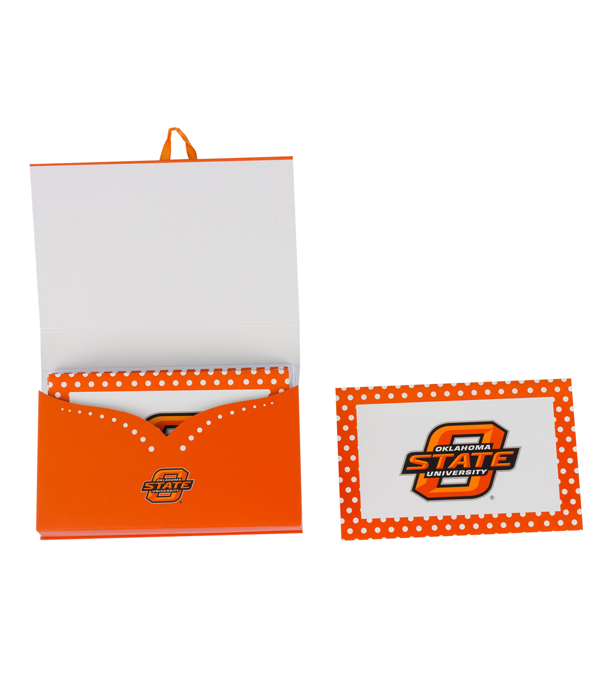 Oklahoma State University Cowboys Note Card Set