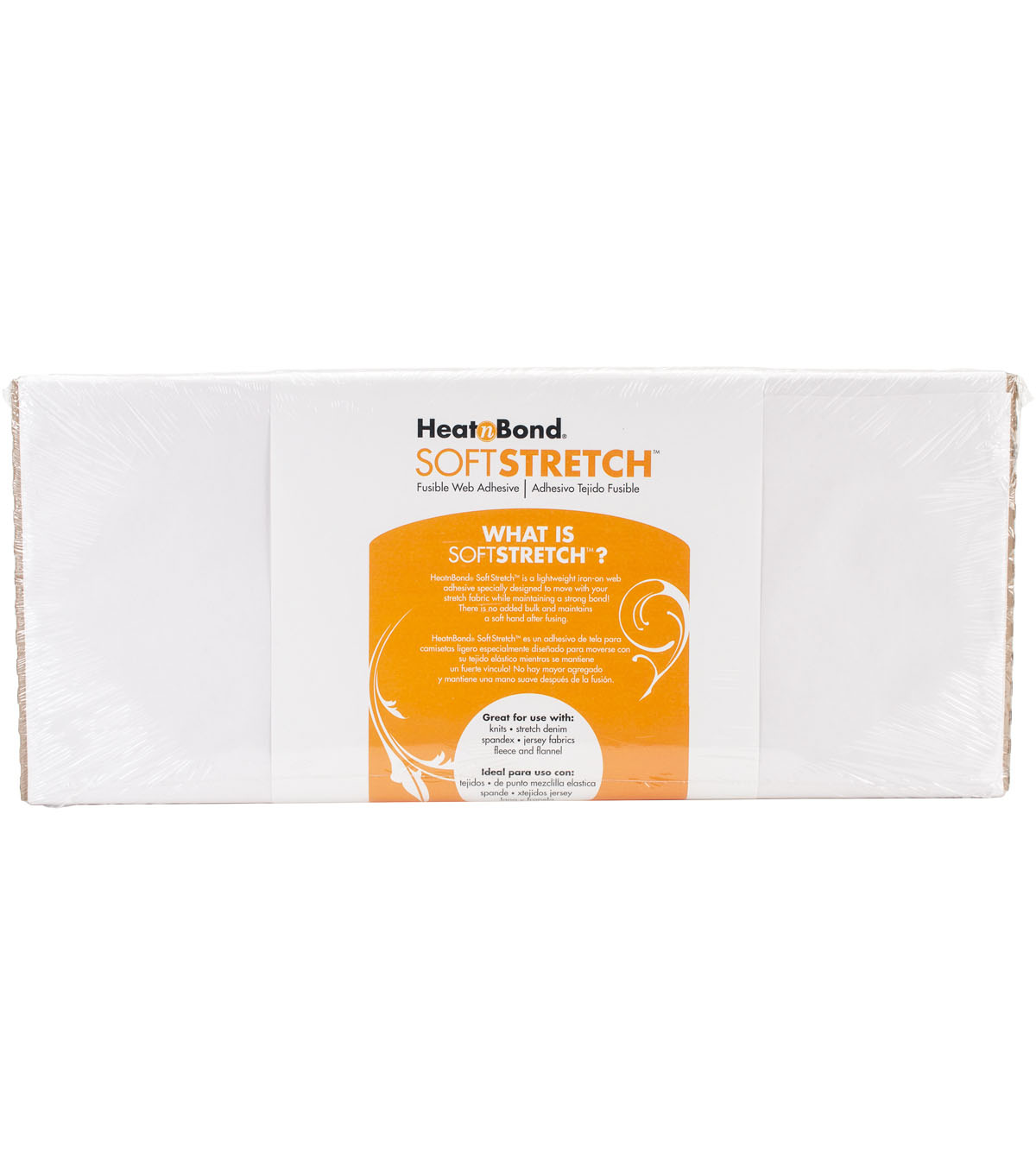 Heat n Bond Lite Soft Stretch Iron-On Adhesive