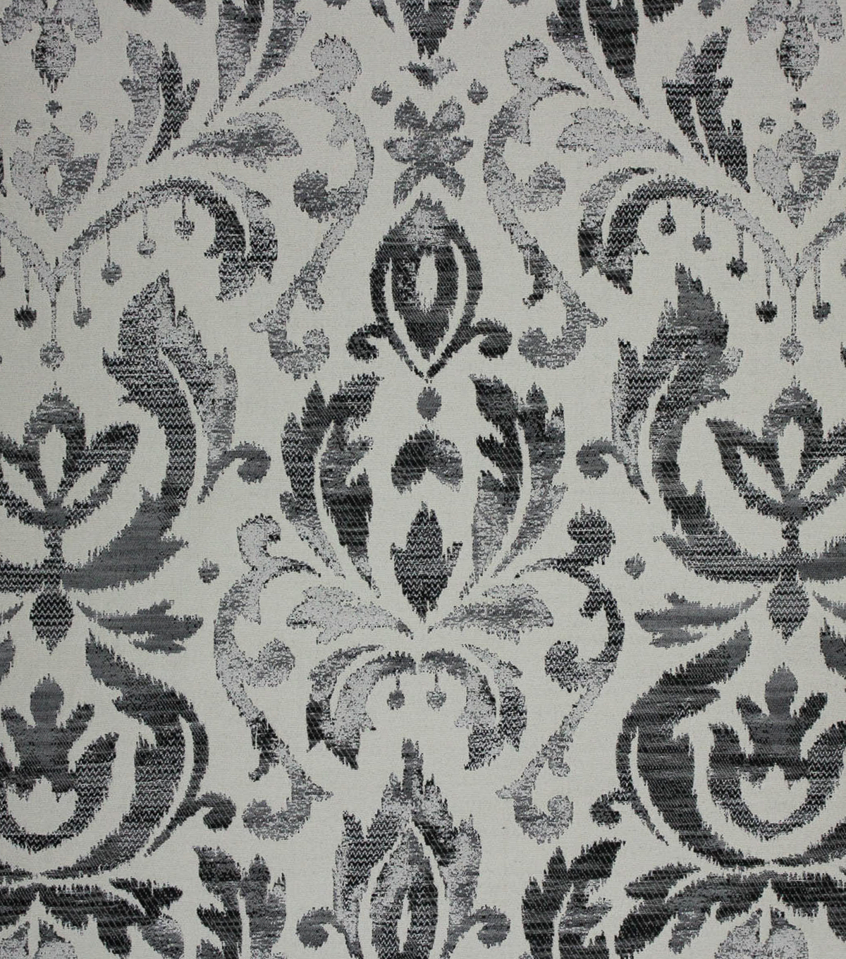"Richloom Studio Print Fabric 56""-Webster/Ebony"