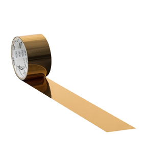 Duck Mirror® Crafting Tape 1.88 in. x 5 yd.-Gold