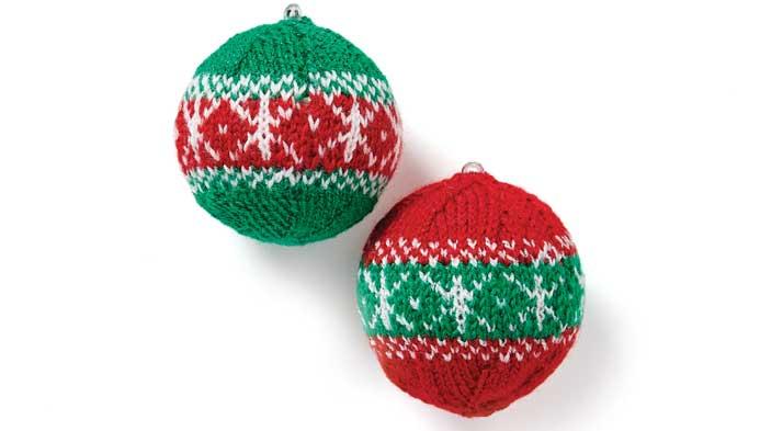 Knit Ornament