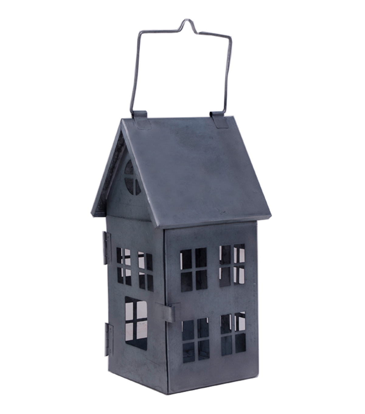 Maker\u0027s Holiday Small Galvanized House