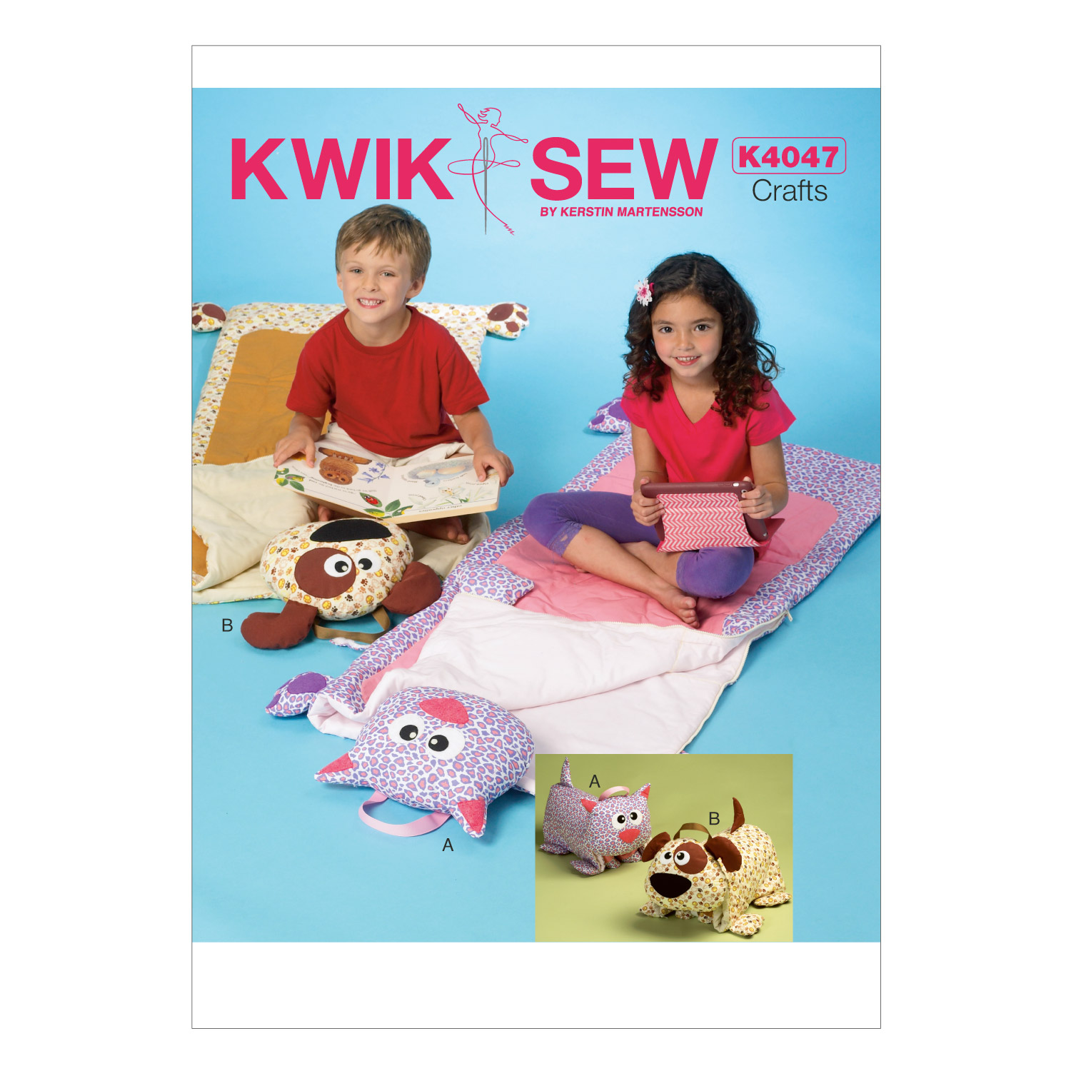 Kwik Sew Crafts Home Accessory-K4047