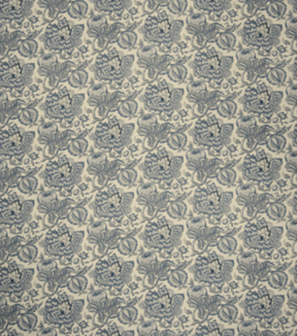 Home Decor 8\u0022x8\u0022 Fabric Swatch-French General Camilla Indigo