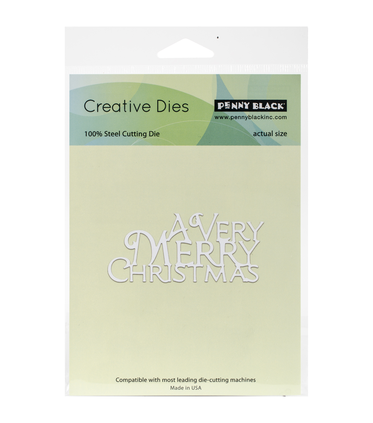 Penny Black Creative Dies-A Very Merry Christmas