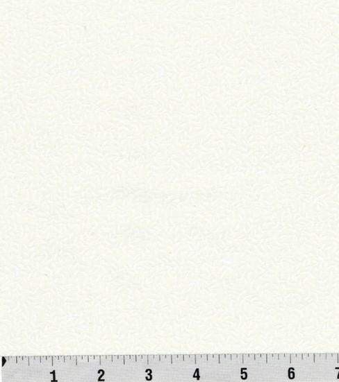"Keepsake Calico™ Cotton Fabric 45""-White"