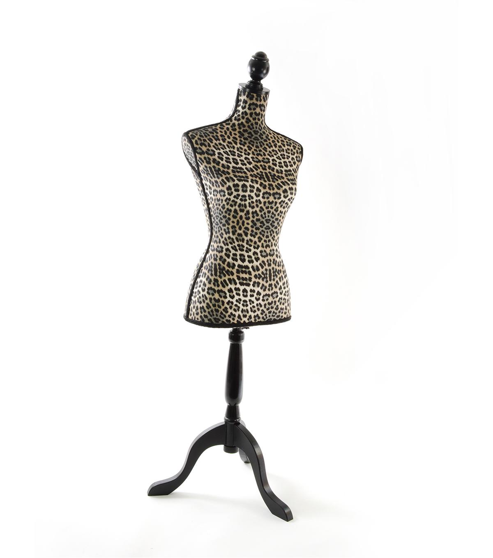 Decorative Linen Dressform Animal Print Joann