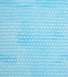 Keepsake Calico™ Cotton Fabric 43\u0022-Blue Topaz Knit Blender